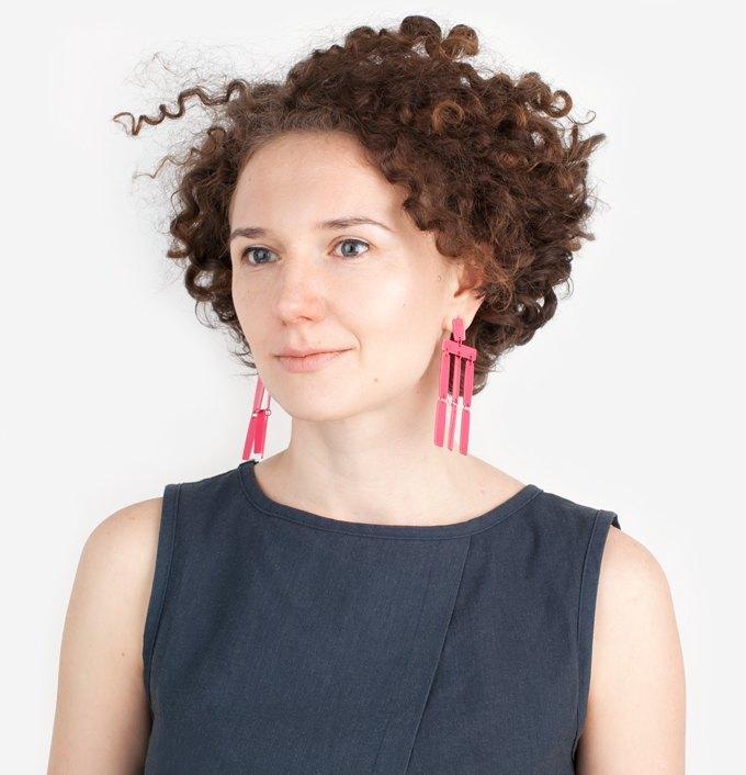 Curly-блогер Александра Шевелева о кудрях и любимой косметике. Изображение № 1.