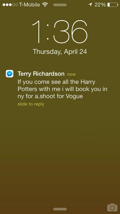 Появился тумблог «Помоги Терри Ричардсону». Изображение № 3.