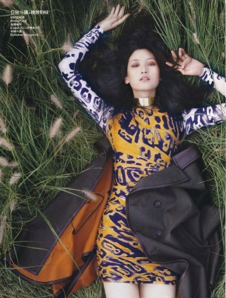 Новые лица: Лина Чжан, модель. Изображение № 40.