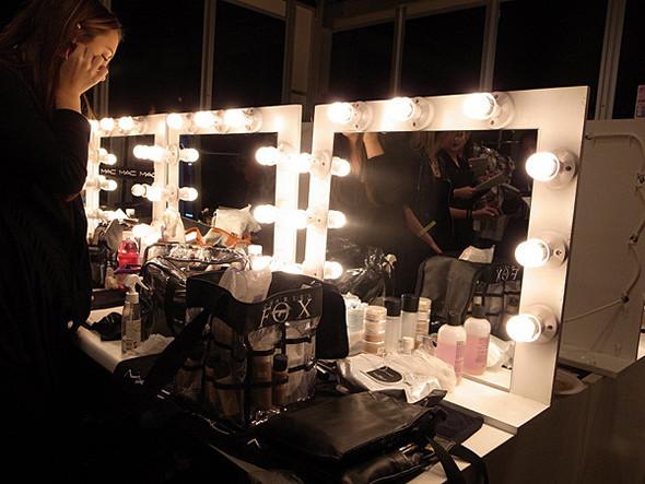 London Fashion Week: Бэкстейдж Danielle Scutt. Изображение № 2.