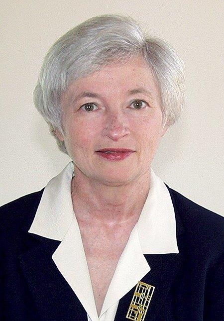 Федеральную резервную систему США возглавила Джанет Йеллен. Изображение № 1.