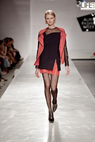 Изображение 9. Aurora Fashion Week 2011: итальянский десант.. Изображение № 9.