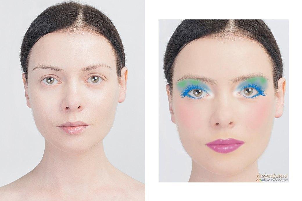 До и после макияжа:  Редакция тестирует  бьюти-приложения. Изображение № 32.