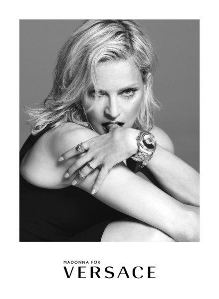 Мадонна стала лицом новой кампании Versace. Изображение № 3.