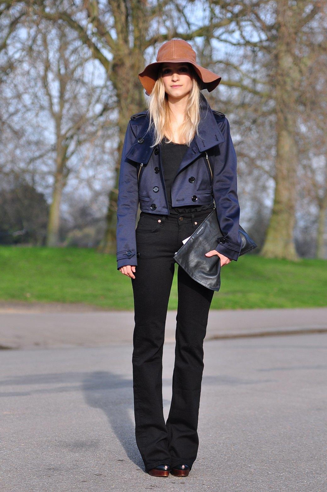 Неделя моды в Лондоне,  часть II. Изображение № 41.