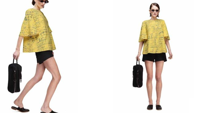 Платья в бельевом стиле в лукбуке KamenskayaKononova. Изображение № 14.