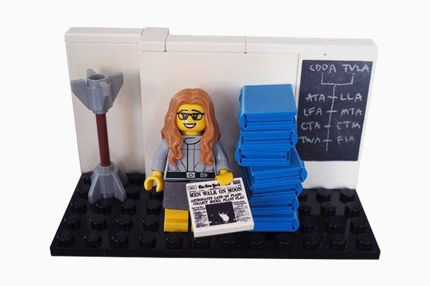 Набор LEGO «Женщины NASA». Изображение № 5.