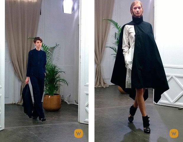 Прямой репортаж  с Paris Fashion Week:  День 2. Изображение № 41.
