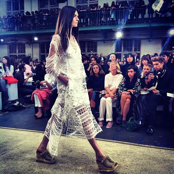 Прямой репортаж  с Paris Fashion Week:  День 6. Изображение № 23.