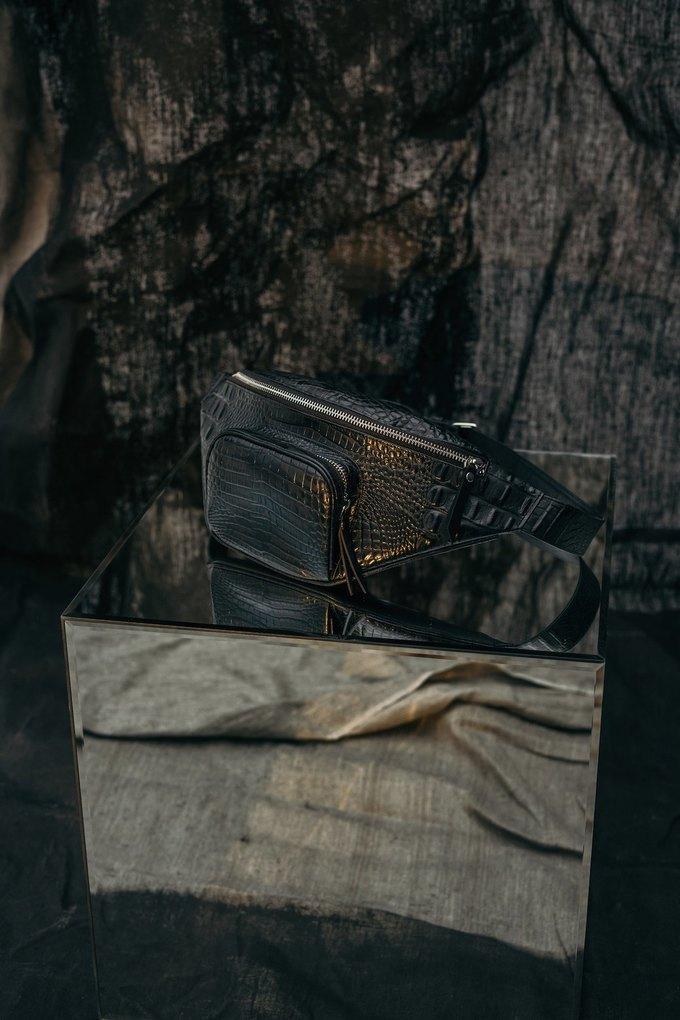 IMAKEBAGS показали новую коллекцию лаконичных сумок. Изображение № 9.