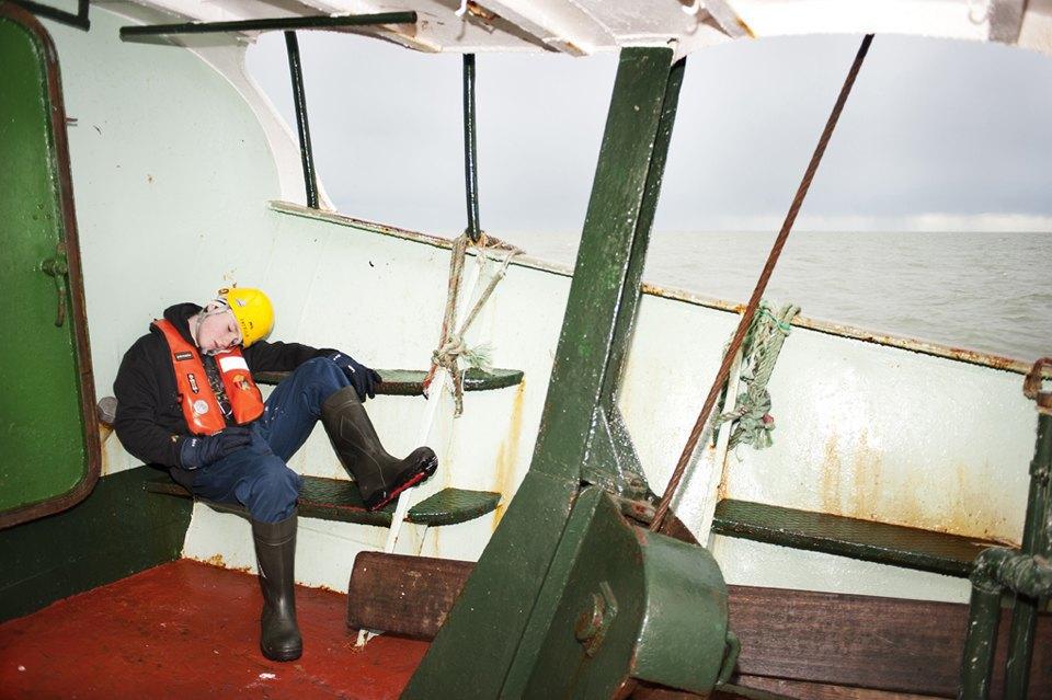 «Гляди, море»:  Сложные подростки  в мореходке. Изображение № 6.