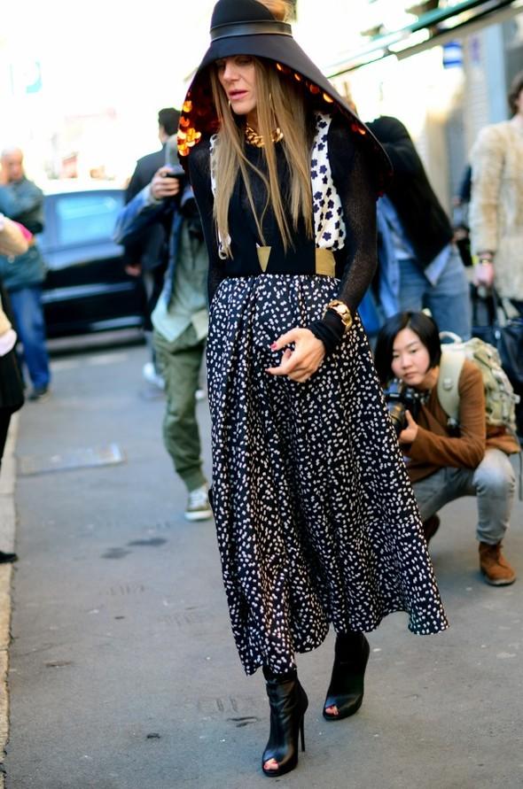Неделя моды в Милане: Streetstyle. Изображение № 30.