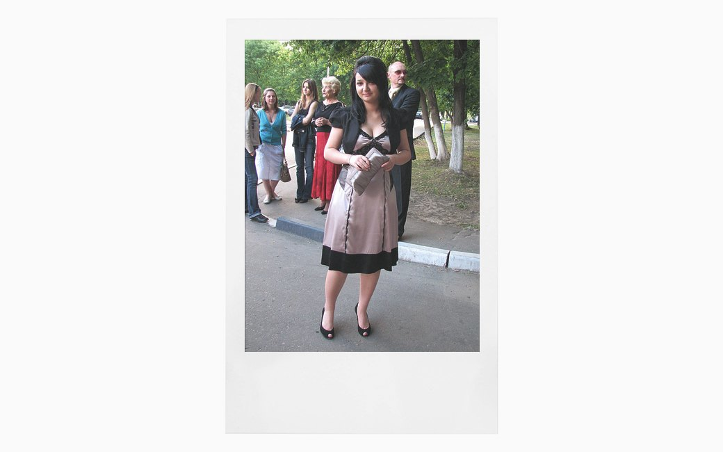 Вспомнить всё:  Девушки о своих  выпускных платьях. Изображение № 12.