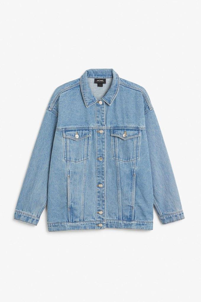 Сила денима: Monki показали лукбук новой коллекции «Just Jeans» . Изображение № 42.