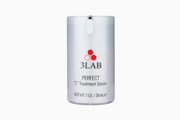 3lab Perfect C Treatment Serum.  Витамин С в исполнении космически дорогой и конгениально эффективной марки 3lab: сыворотка стоит как чугунный мост, но работает и очень экономно расходуется. Изображение № 2.