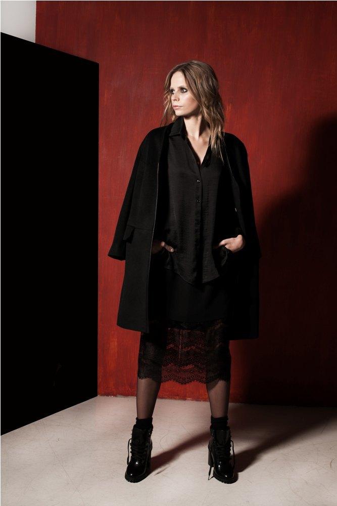 Платья и юбки в бельевом стиле в лукбуке Daria Bardeeva . Изображение № 13.