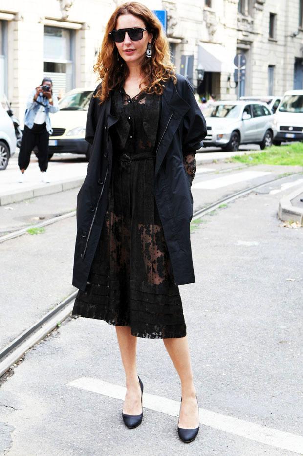 Streetstyle: Неделя моды в Милане. Изображение № 44.