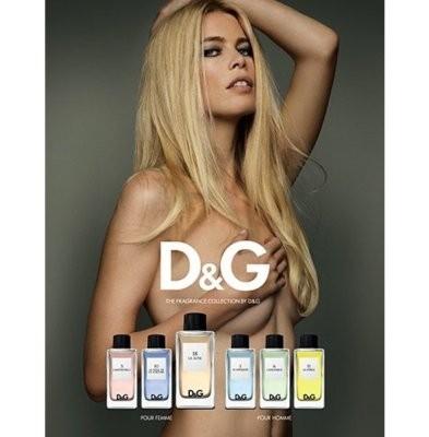 Клаудия Шиффер в в рекламной кампании парфюма D&G. Изображение № 56.