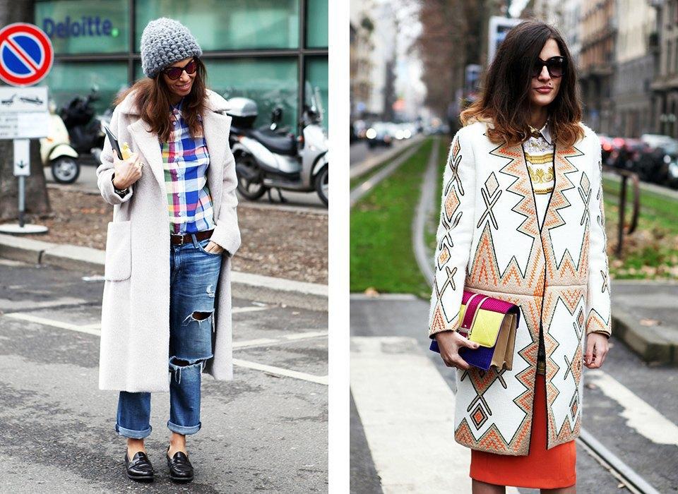 Анна Делло-Руссо, Элеонора Каризи и другие гости Миланской недели моды. Изображение № 12.