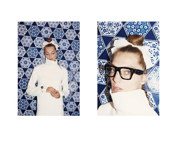 Дарья Вербова в новой рекламе Céline. Изображение № 3.