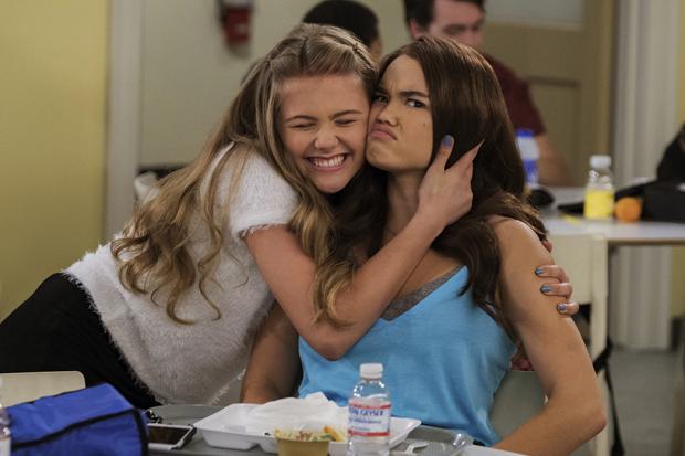 Дружба против рака: Подростковый сериал Netflix «Алекса и Кэти». Изображение № 4.