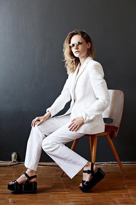 Маша Янковская,  редактор раздела часов  и аксессуаров Esquire. Изображение № 5.