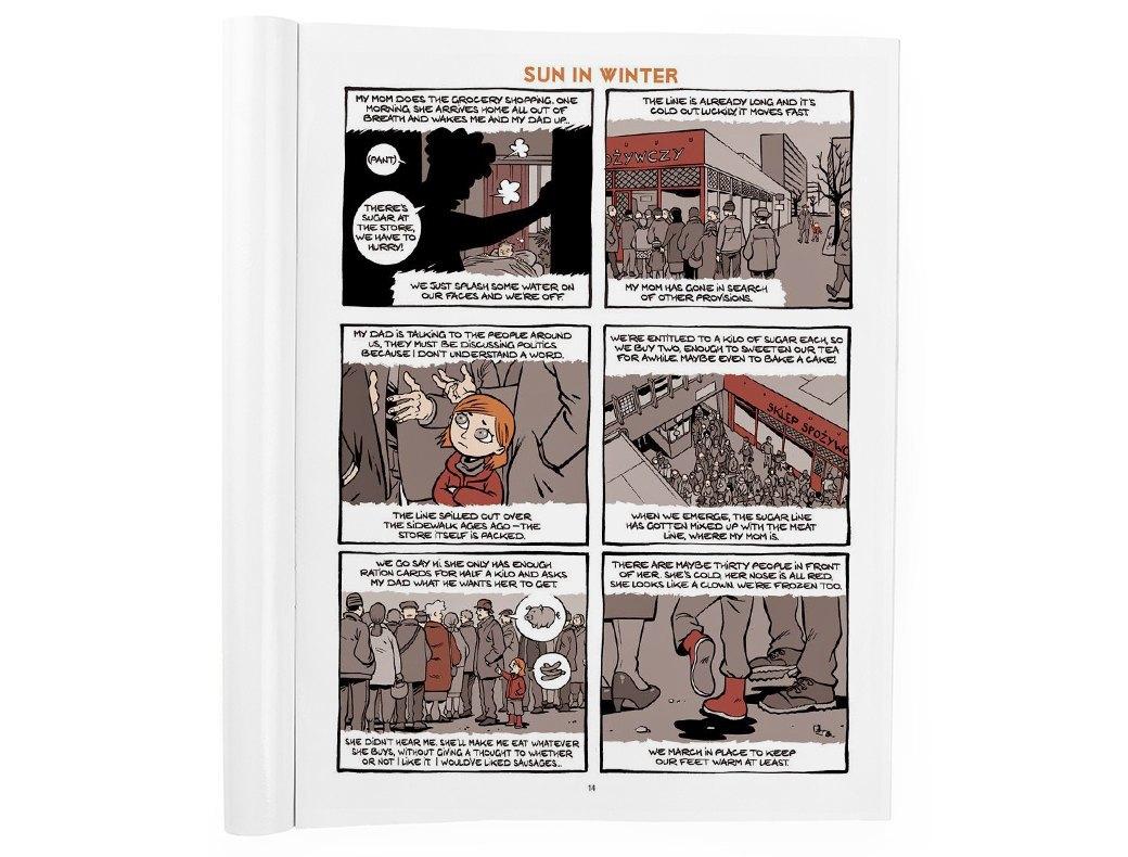 Мемуары в картинках: 10 комиксов о жизни женщин. Изображение № 7.
