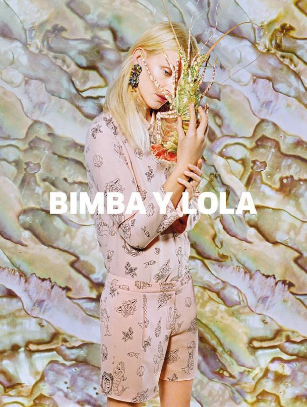 Synchrodogs сняли новую рекламную кампанию bimba & lola. Изображение № 5.