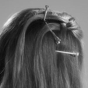 Модные причёски  из 90-х для волос  разной длины. Изображение № 3.