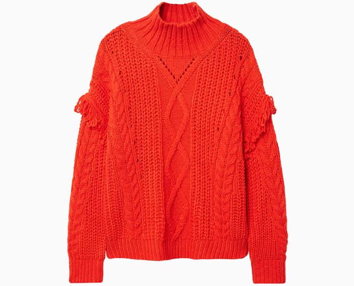 Тепло и уютно: 10 свитеров с щедрой скидкой. Изображение № 11.