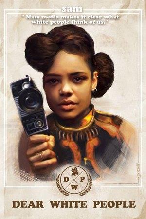 За кем следить: актриса и борец с расизмом Тесса Томпсон. Изображение № 3.