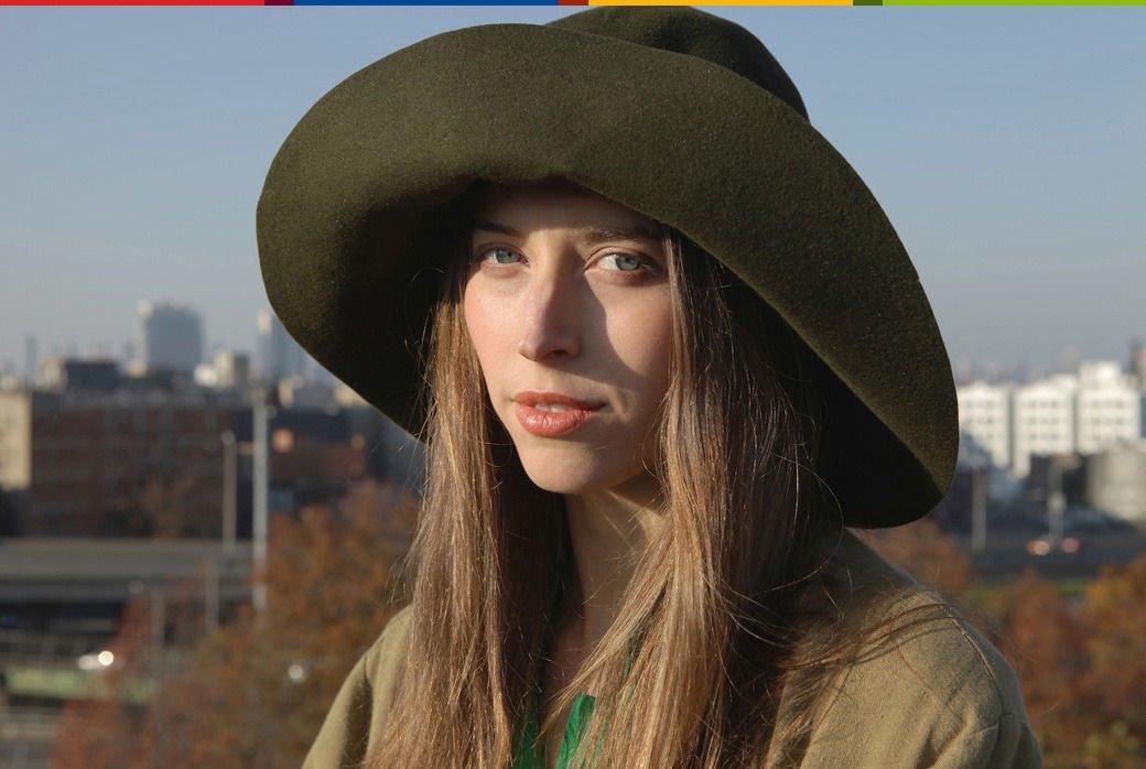 Тело в шляпе: Дизайнер аксессуаров Дани Грифитс и ее коллекция головных уборов. Изображение № 8.