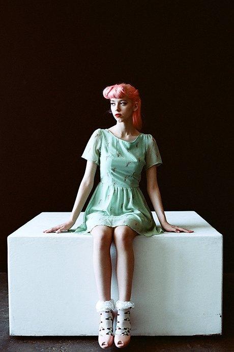 Блогер Кейли Флайт  о любимых нарядах. Изображение № 27.
