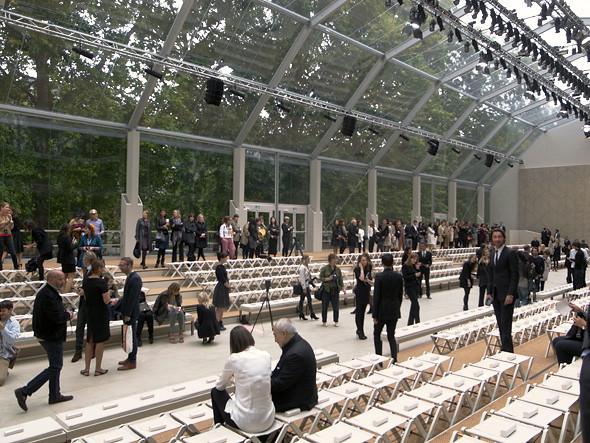 London Fashion Week: Показ Burberry Prorsum в Кенсингтонских садах. Изображение № 4.