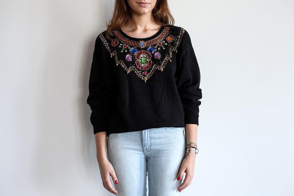Гардероб: Катя Бутко, блогер и создатель  винтажного магазина. Изображение № 8.