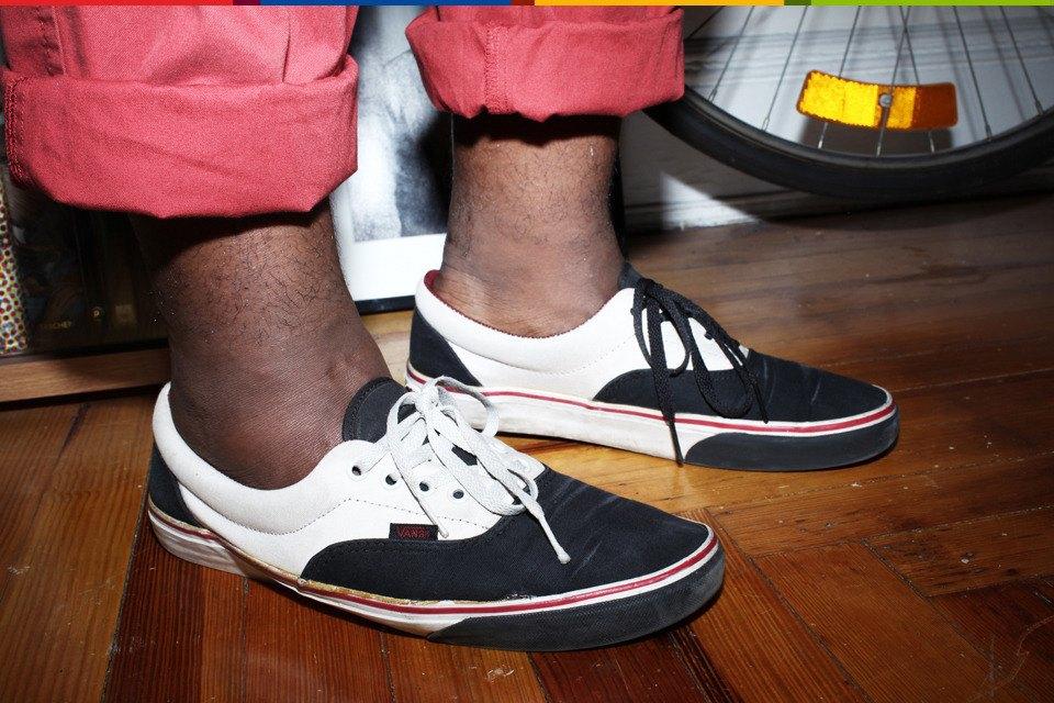 Сникерхед из Нью-Йорка: Крис Грейвс о своей коллекции кроссовок. Изображение № 13.