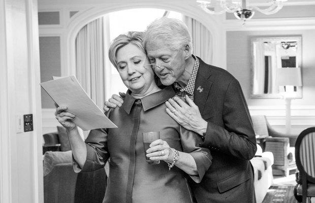 Хиллари Клинтон  и её уверенный путь  в большой политике. Изображение № 5.