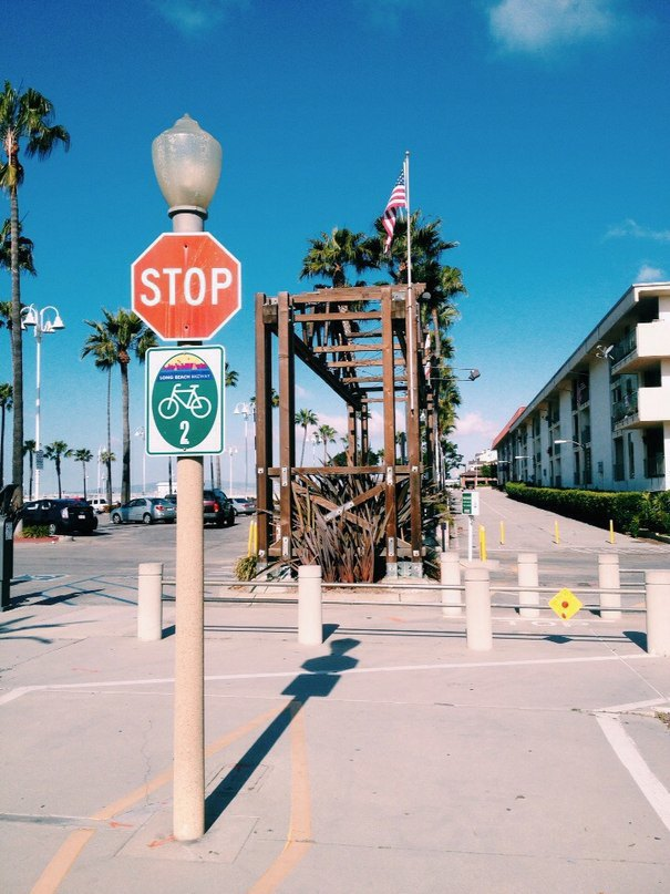Калифорния  на кабриолете и скейте  за 21 день. Изображение № 8.