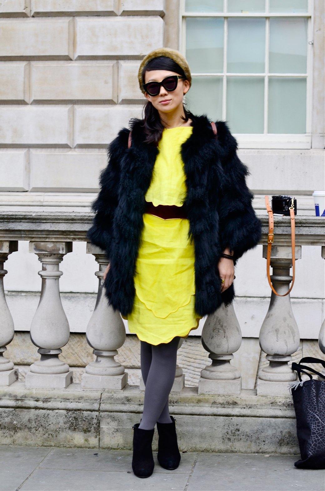 Неделя моды в Лондоне, часть I. Изображение № 13.