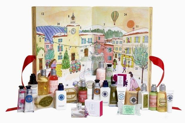 Зима близко: Самые красивые адвент-календари с косметикой. Изображение № 9.