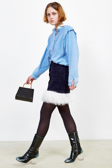 Художница Марина Колушова о любимых нарядах. Изображение № 18.