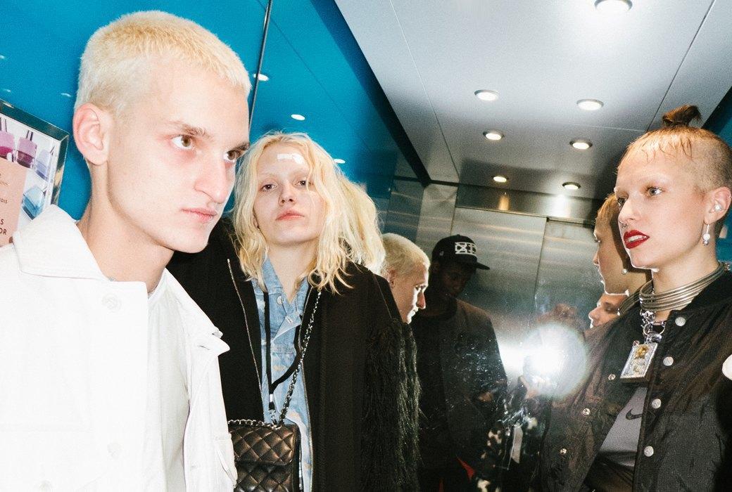 Бедные и клевые: Другая жизнь на Неделе моды в Париже. Изображение № 11.