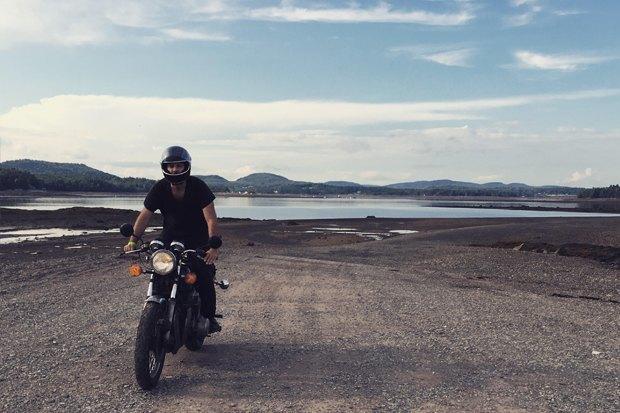 Как я купила мотоцикл и за неделю проехала побережье Канады. Изображение № 2.