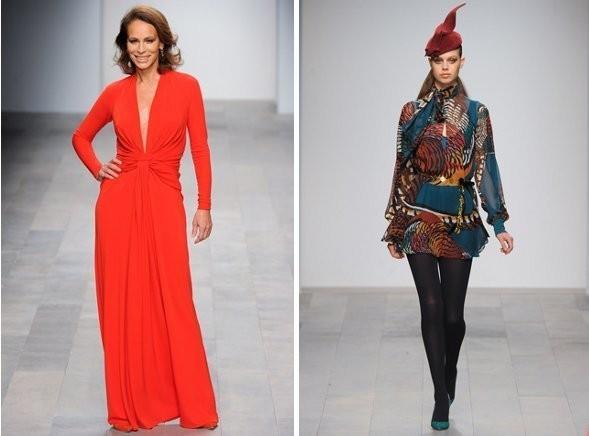 Показы на London Fashion Week AW 2011: день 2. Изображение № 14.