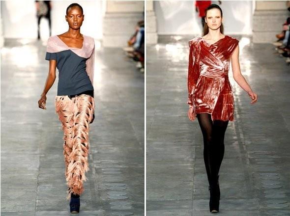 Показы на London Fashion Week AW 2011: день 4. Изображение № 12.