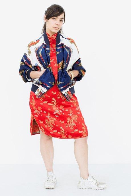 Ивент-менеджер Dewar's Powerhouse Наиля Гольман олюбимых нарядах. Изображение № 9.