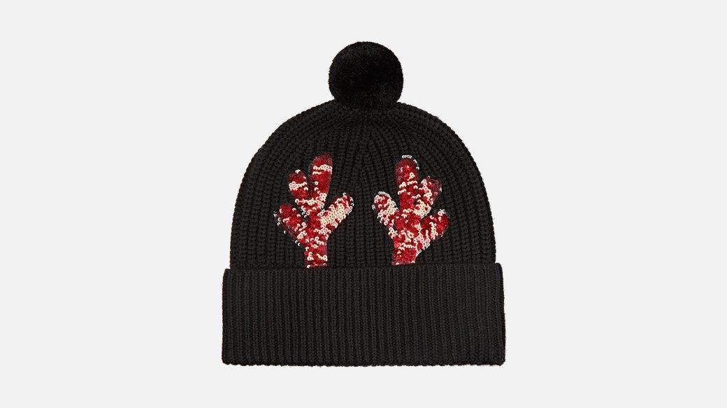По самые уши: 10 теплых шапок на зиму. Изображение № 4.