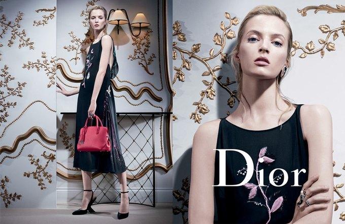 Вилли Вандерперре снял новую кампанию Dior. Изображение № 1.