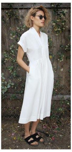 Агнесс Дейн представила дебютную коллекцию своего бренда Title A. Изображение № 11.