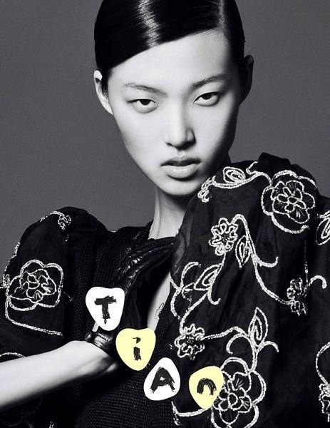 Композитки пяти модельных агентств к Нью-Йоркской неделе моды. Изображение № 28.